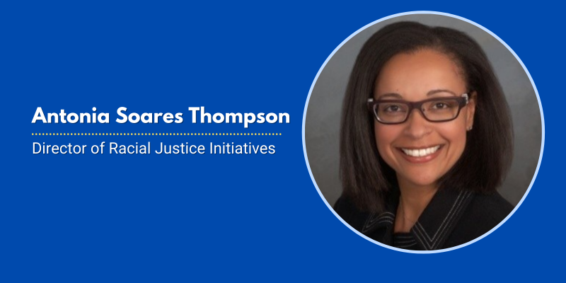 DA Marian Ryan announced the hiring of Antonia Soares Thompson as the newly created Director of Racial Justice Initiatives