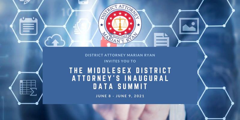 DA Marian Ryan will host the Inaugural Data Summit from June 8 to June 9